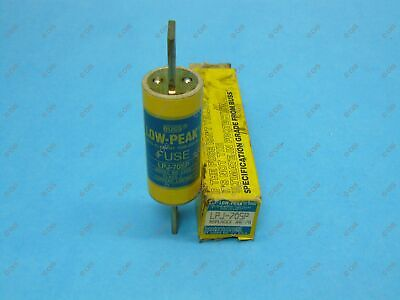 Bussmann LPJ-70SP Time delay Fuse Class J 70 Amps 600 VAC/300 VDC New