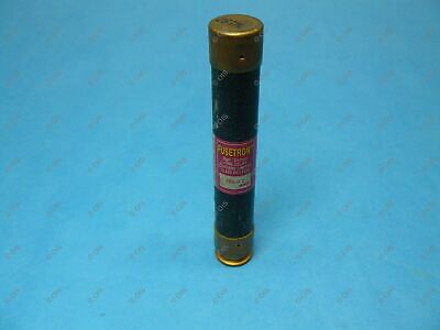 Bussmann FRS-R-2 Time Delay Fuse Class RK5 2 Amps 600 VAC/300 VDC New