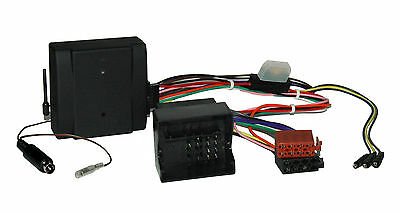 KENWOOD CAN-BUS Lenkrad Fernbedienung Adapter Mercedes E SLK Sprinter ab 2004