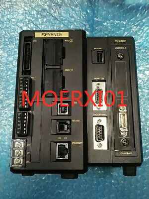 Keyence CV-X290F CVX290F tested and used in good condition