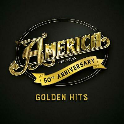 America - America 50 Golden Hits [CD] Sent Sameday*