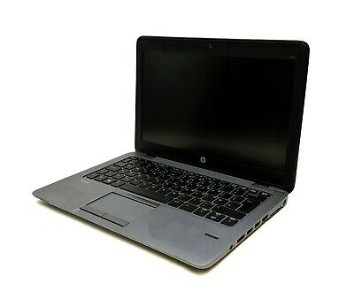 HP EliteBook 820 G1 Intel Core i5-4310u 2.0Ghz 4GB 500GB Laptop Notebook (BIOs)
