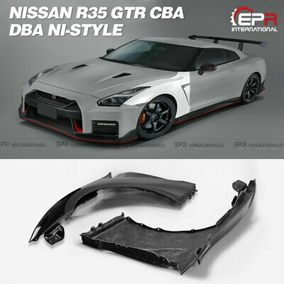 NISSAN GT-R CBA DBA R35 FENDER LINER RIGHT FRONT 63842-JF00B PROTECTOR JDM JAPAN