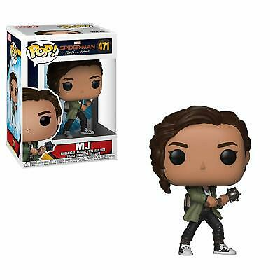 Spider-Man - Far From Home - Mj - Funko Pop - Brand New - Movie 39814