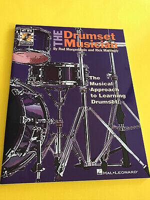 The Drumset Musician, Rod Morgenstein and Rick Mattingly, Book/CD Set
