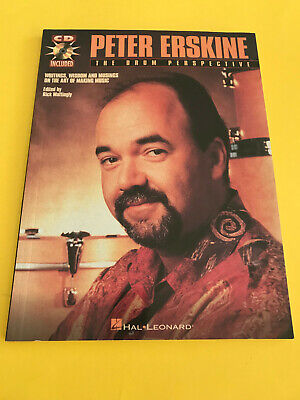 The Drum Perspective, Peter Erskine, Book & CD