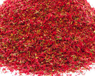 Dried Pomegranate Flower Cut, Red Flowers Soap Resin Candle Tea Making Bath Bomb