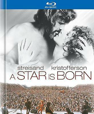 A Star Is Born (Blu-ray Disc, 2013, DigiBook) Barbra Streisand