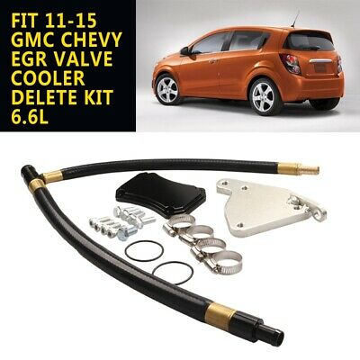 GDP EGR/COOLER UPGRADE Kit w/ Up Pipe For 2011-2016 GM