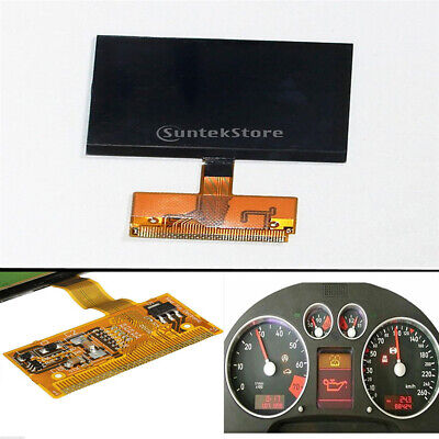 VDO FIS Cluster LCD Display Replacing Kit Fit for VW Audi Version A4 A6 B5