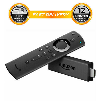 Amazon Fire TV Stick with all-new Alexa Voice Remote 2019 Model