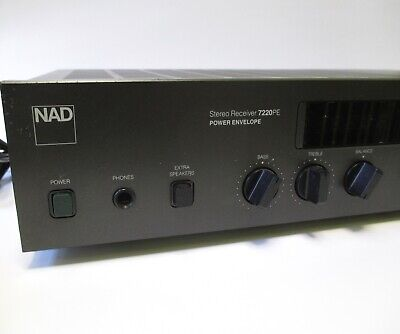 NAD Electronics AM/FM Stereo Receiver 7220PE