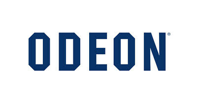 1 x Odeon Cinema Ticket E-Code - Quick Delivery - Adult/Child - Incl Online Fee