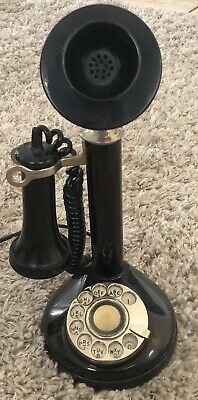 Bonnie & Clyde Series Candlestick Phone Made By Semicon Electronics #128861