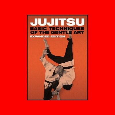 ☆Martial Arts Book:jiujitsu-Jiu/ju Jitsu-Jujitsu:basic Techniques The Gentle Art