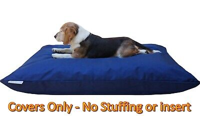 DIY Do It Yourself Pet Pillow Strong Cover Case for Large XL Dog Bed Dogbed4less