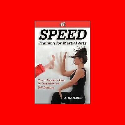 Book:speed Training For Combat, Boxing,Martial Arts,Mma+Maximize Strength%Workou