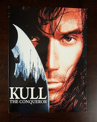 """Kull The Conqueror"" (1997) Movie Press Kit - Kevin Sorbo"