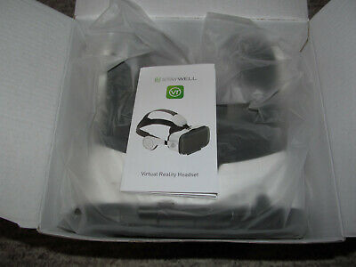 New In Box Staywell VR Virtual Reality Headset iOS & Android Google Play Apple