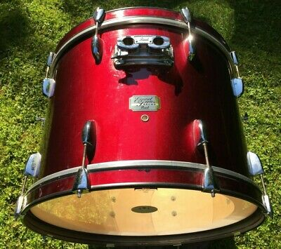 "Pearl Export 22"" Bass Kick Drum Wine Red"