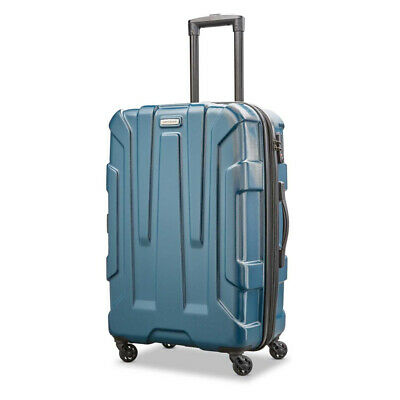 Samsonite Centric Expandable Hardside Luggage with Spinner Wheels Teal
