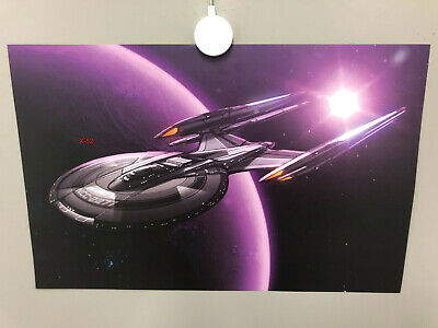 "STAR TREK DEEP SPACE 9 doc WHAT WE LEFT BEHIND movie POSTER (11""x17"") DS9 PROMO"