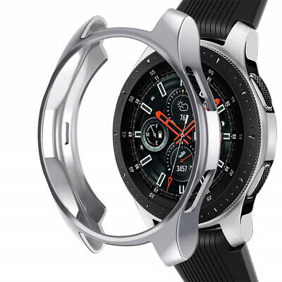 Smart Watch Case Cover For Samsung Galaxy Active 46mm Clear TPU Screen Protector