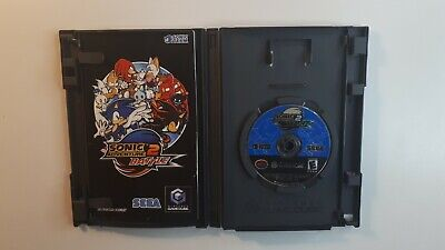 Sonic Adventure 2 Battle (Nintendo GameCube, 2002) Player's Choice SEGA COMPLETE