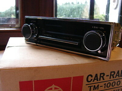 Hitachi car radio Ancetre Oldtimer