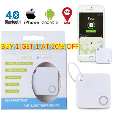 Tile Bluetooth Tracker- Mate Replaceable Battery Item Tracker GPS Key Pet Finder