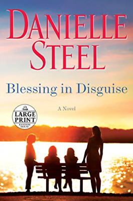 Steel Danielle-Blessing In Disguise BOOK NEW