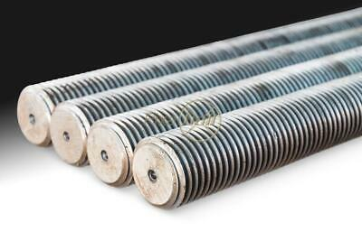 "BSW Studding 1/4"" 5/16"" 3/8"" 1/2"" 3/4"" 7/8"" 1"" Self Colour Threaded Bar 3 ft"