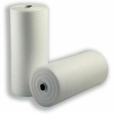 1 Roll 500mm x 100M Of GENUINE JIFFY FOAM WRAP Underlay Packing Protection SALE