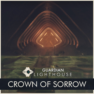 Destiny 2 Crown of Sorrow PC Account Recovery