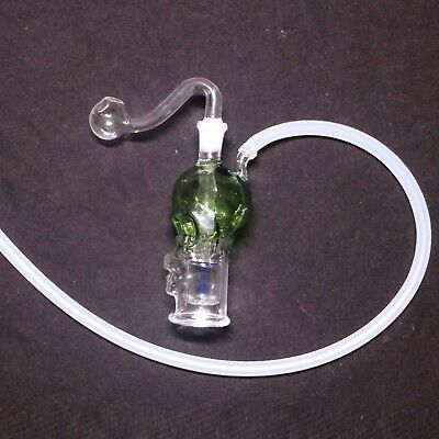 glass bong glassware water smoking pipe 3.9 inches*10mm