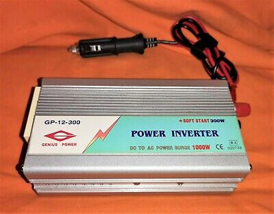 GP-12-300 Genius Power Inverter 300W 240V