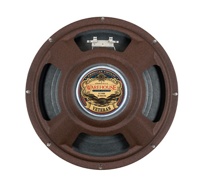 "Warehouse Guitar Speakers - AV 10"" Veteran 20W / 8 Ohm"