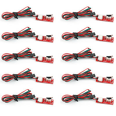 Geeetech 4pcs Endstop limited switch mechanical switch with cable G2s G2 delta