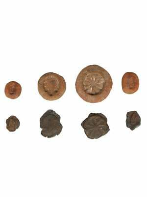 Lot of 4 Ancient Egyptian Terracotta Amulets Molds c.664-332 BC.