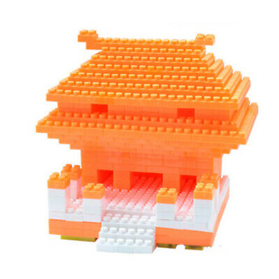 Blocks Toy Puzzle Early Learning Educational Colourful Plastic Portable