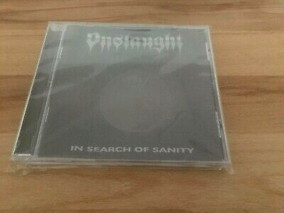 CD Onslaught - In Search Of Sanity (2008 Candlelight Rec. CDL0316CD) NEU + OVP