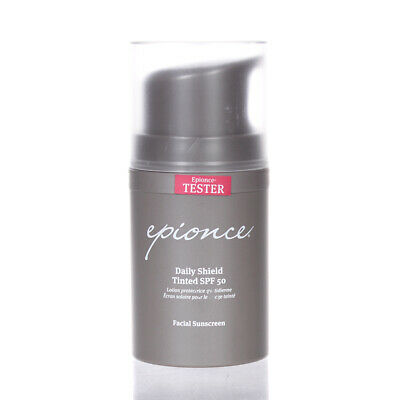 Epionce Daily Shield Lotion Tinted SPF 50 Sunscreen 1.7oz/50ml TESTER