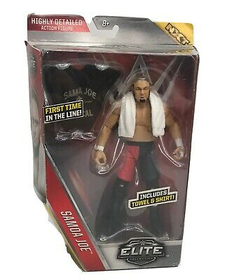 "Samoa Joe /""The Destroyer/"" Elite WWE Action Figure NXT FIGURE ONLY"
