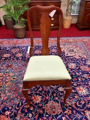 Pennsylvania House Single Dining Chair - Solid Cherry - Queen Anne