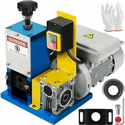 Powered Electric Wire Stripping Machine With Extra Blade Portable 180W Scrap