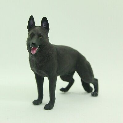 "X/'MAS GIFT 1//6 Scale German Shepherd Dog Model for 12/"" Action Figure Soldier"