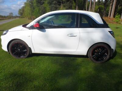 2015 Vauxhall ADAM 1.4 VVT GLAM BREAKING FOR SPARE PARTS ONLY
