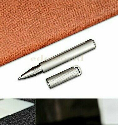 TWOSUN Mini Titanium TC4 Portable Keychain Pen Outdoor EDC Signature Pen Pen-03