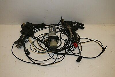 BMW Z4 E85 Convertible Soft Top Hydraulic Hinge Left & Right, Motor & Lines SET