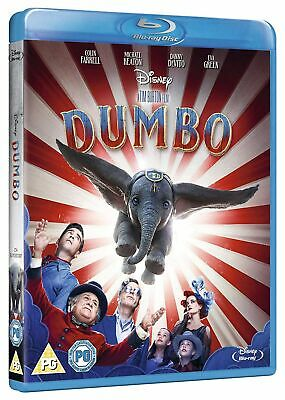 Dumbo [Blu-ray] RELEASED 29/07/2019